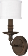 Capital Lighting 1231BB-451 Midtown Burnished Bronze Wall Light Sconce