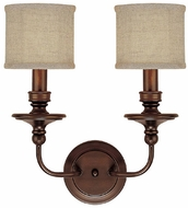 Capital Lighting 1232BB-450 Midtown Burnished Bronze Wall Lamp