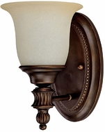 Capital Lighting 1701BB-291 Burnished Bronze Lighting Sconce