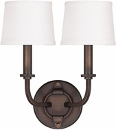 Capital Lighting 1717TB-546 Chastain Tobacco Wall Sconce Lighting