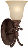 Capital Lighting 1886BB-252 Hill House Burnished Bronze Wall Light Sconce