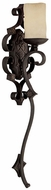 Capital Lighting 1908RI-125 River Crest Traditional Rustic Iron Wall Sconce Light