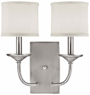 Capital Lighting 1982MN-469 Loft Matte Nickel Light Sconce