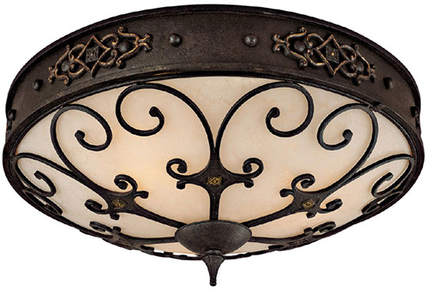 Capital lighting 2287ri river crest traditional rustic iron capital lighting 2287ri river crest traditional rustic iron ceiling light fixture loading zoom aloadofball Gallery