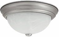 Capital Lighting 2715MN-GU Energy Saver Matte Nickel Fluorescent Overhead Lighting