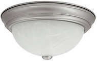 Capital Lighting 2715MN Matte Nickel Flush Mount Lighting