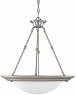 Capital Lighting 2720MN Matte Nickel Pendant Lighting Fixture