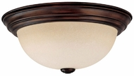 Capital Lighting 2743BB Burnished Bronze Overhead Light Fixture