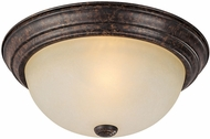 Capital Lighting 2745CB Chesterfield Brown Ceiling Light