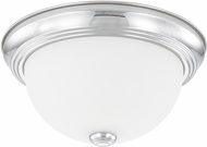 Capital Lighting 2761CH Chrome Flush Mount Lighting