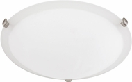 Capital Lighting 2826FF-SW Flush Mount Ceiling Light Fixture