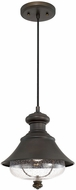 Capital Lighting 317911OB Pendants Old Bronze Mini Hanging Light Fixture