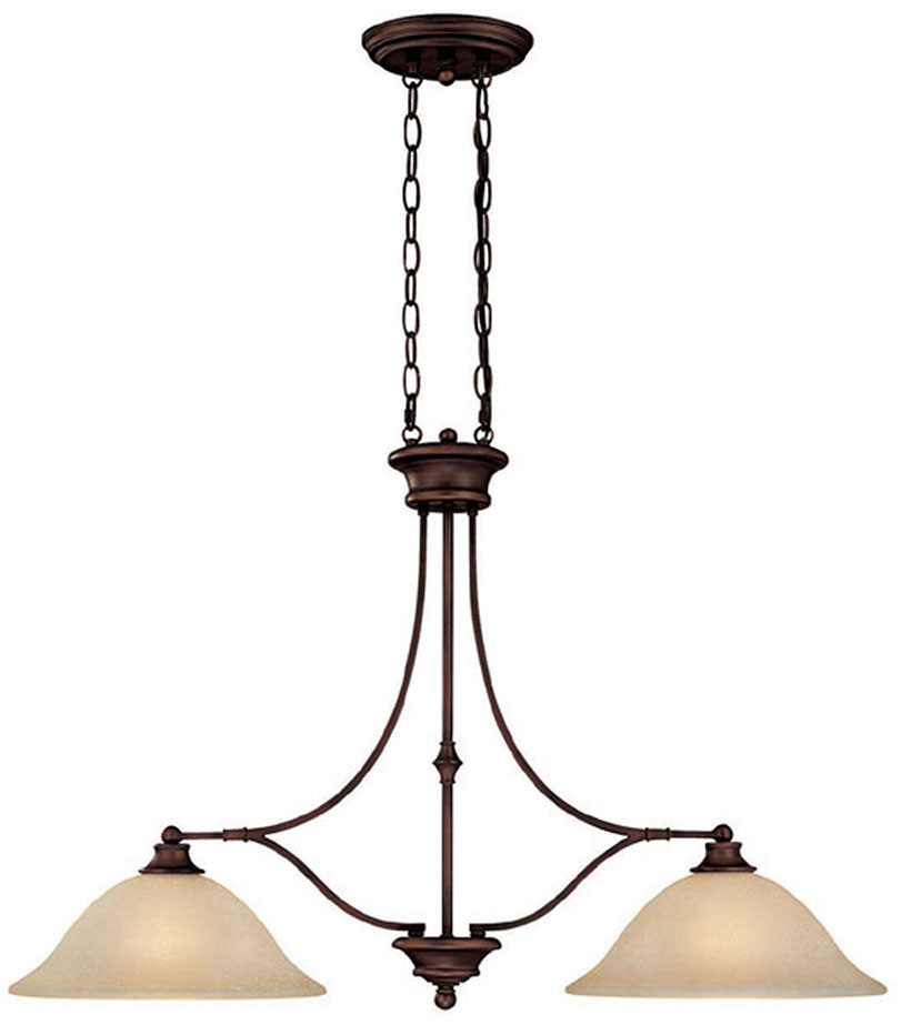Capital lighting 3417bb belmont burnished bronze kitchen for Island kitchen lighting fixtures