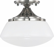Capital Lighting 3537PN-129 Polished Nickel Overhead Lighting