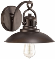 Capital Lighting 3791BB ONeill Vintage Burnished Bronze Wall Lighting Fixture