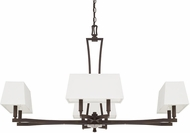Capital Lighting 410182BB-657 Westbrook Modern Burnished Bronze Island Lighting