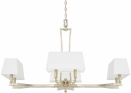 Capital Lighting 410182WG-657 Westbrook Contemporary Winter Gold Kitchen Island Lighting