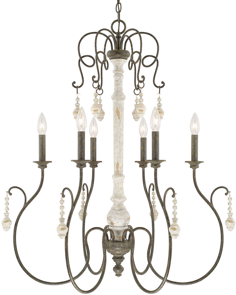 Capital lighting 410362fc vineyard traditional french country capital lighting 410362fc vineyard traditional french country chandelier lamp loading zoom mozeypictures Images