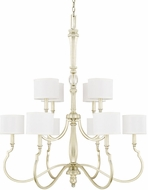 Capital Lighting 412601WG-654 Noelle Winter Gold Hanging Chandelier