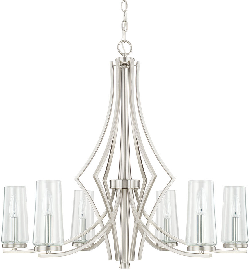 lights chandeliers overstock free alturas nickel product home sea brushed chandelier gull garden shipping today