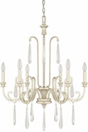 Capital Lighting 413662WG Cambridge Winter Gold Ceiling Chandelier