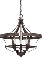 Capital Lighting 4208TB Chastain Tobacco Entryway Light Fixture