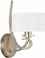 Capital Lighting 4261WG-552 Hutton Winter Gold Wall Sconce Lighting