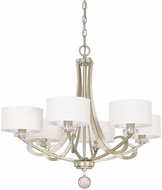Capital Lighting 4266WG-552 Hutton Winter Gold Chandelier Lighting