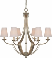 Capital Lighting 4336WG-511 Soho Winter Gold Lighting Chandelier