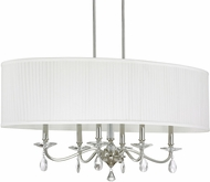 Capital Lighting 4487PN-621 Alisa Polished Nickel Kitchen Island Light Fixture