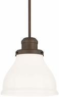 Capital Lighting 4552BB-364 Baxter Burnished Bronze Mini Lighting Pendant
