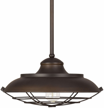 Capital Lighting 4568BB Nautical Burnished Bronze Drop Lighting