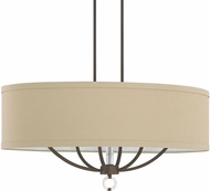 Capital Lighting 4597BB-622 Taylor Burnished Bronze Island Lighting