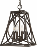 Capital Lighting 510241OB Foyers Contemporary Old Bronze Foyer Light Fixture