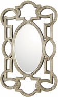 Capital Lighting 716401MM Antique Silver Mirror
