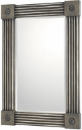 Capital Lighting 716501MM Distressed Silver Wall Mirror