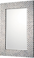 Capital Lighting 716801MM Embossed Metallic Wall Mirror