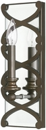 Capital Lighting 8061BB Alexander Burnished Bronze Wall Mounted Lamp