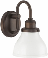 Capital Lighting 8301BB-128 Baxter Burnished Bronze Sconce Lighting