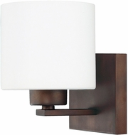 Capital Lighting 8491BB-103 Steele Burnished Bronze Wall Sconce