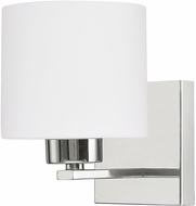 Capital Lighting 8491CH-103 Steele Chrome Wall Lighting