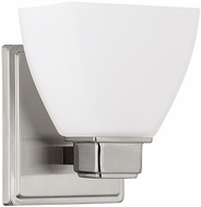 Capital Lighting 8511BN-216 Brushed Nickel Light Sconce