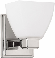 Capital Lighting 8511PN-216 Polished Nickel Lighting Sconce