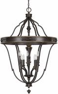 Capital Lighting 9003SY Wyatt Surrey Foyer Lighting Fixture