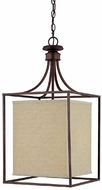 Capital Lighting 9041BB-471 Midtown Burnished Bronze Entryway Light Fixture