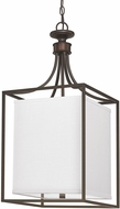 Capital Lighting 9041BB-472 Midtown Burnished Bronze Foyer Lighting