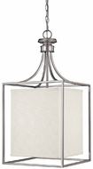 Capital Lighting 9041MN-472 Midtown Matte Nickel Foyer Light Fixture