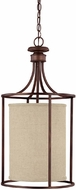 Capital Lighting 9042BB-473 Midtown Burnished Bronze Entryway Light Fixture