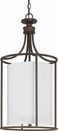 Capital Lighting 9042BB-474 Midtown Burnished Bronze Foyer Lighting