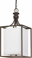 Capital Lighting 9046BB-463 Midtown Burnished Bronze Foyer Lighting